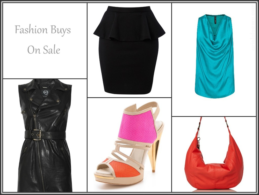 Fashion Buys On Sale May 1 2013