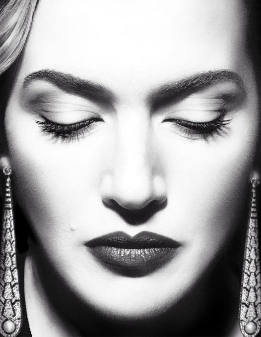 Miguel Reveriego / Kate Winslet / Vogue España / August 2012