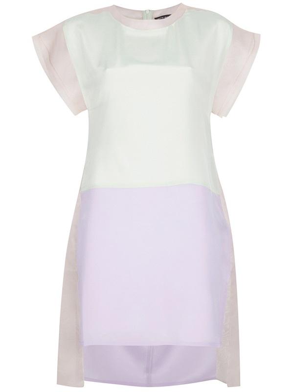 ANTIK BATIK   axel nude dress