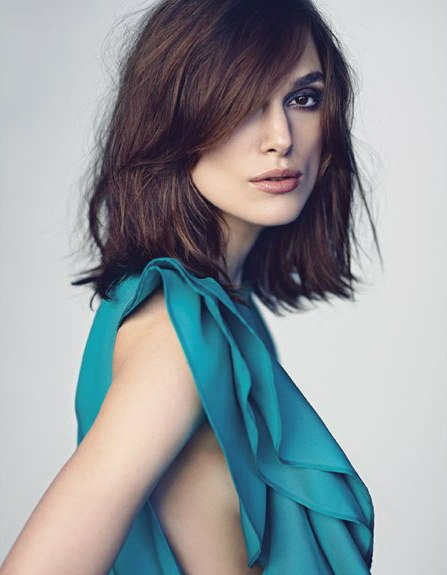 Nathaniel Goldberg / Keira Knightley / Marie Claire / March 2013
