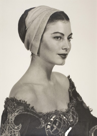 Man Ray / Ava Gardner / 1950