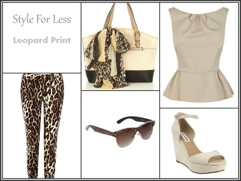 Style For Less Leopard Print