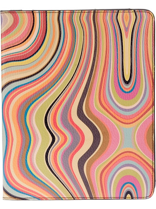PAUL SMITH  multicolour tablet cover