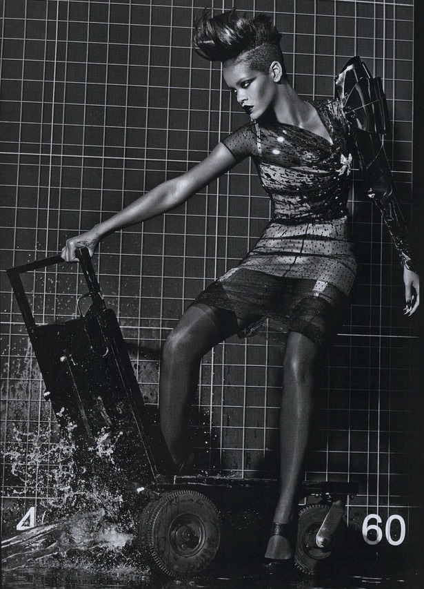 Steven Klein / Rihanna / Vogue Italia