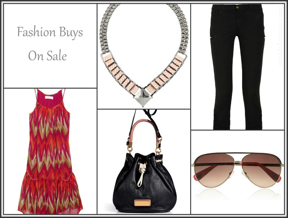 Ariele's Selection Fashion Buys On Sale May 15 2013