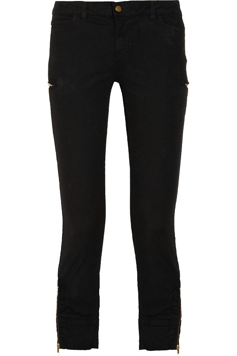 MALENE BIRGER   palidia cropped skinny jeans   currently 65% off
