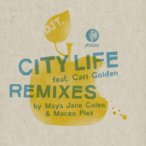 DJ T - City Life ft Cari Golden (Maya Jane Coles Remix)
