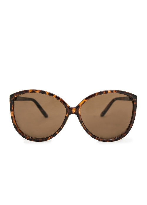 MANGO   cat eye sunglasses