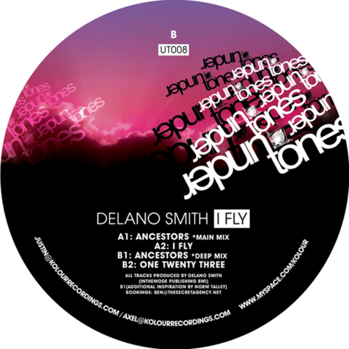 Delano Smith - Ancestors (Deep Mix)