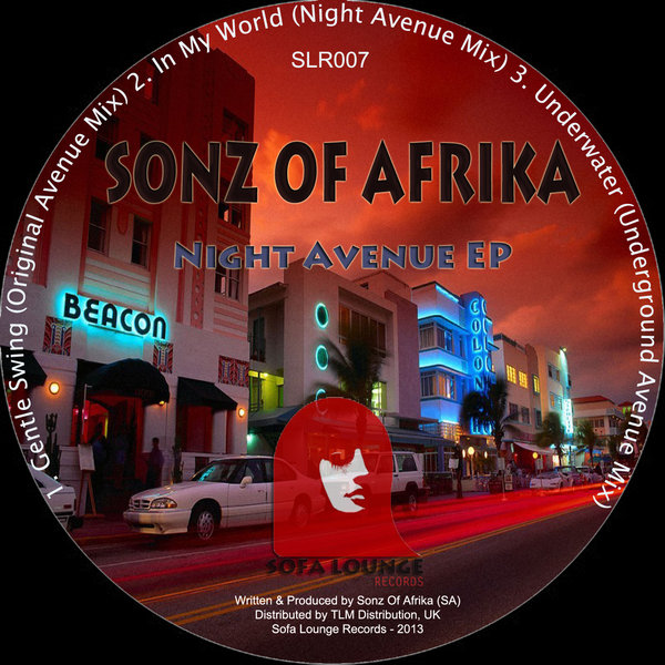 Sonz Of Afrika - Gentle Swing (Original Avenue Mix)
