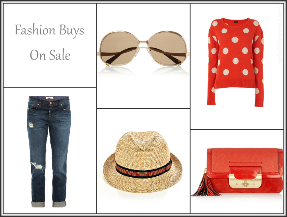 Ariele's Selection Fashion Buys On Sale June 5 2013