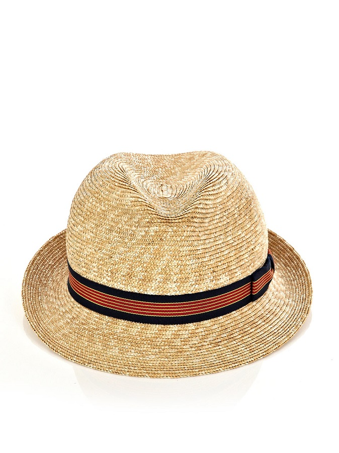 ANTHONY PETO HATS   salvador straw hat   currently 50% off