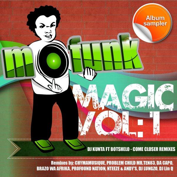 DJ Kunta feat. Botshelo - Come Closer (Da Capo's AquaTone Dub)