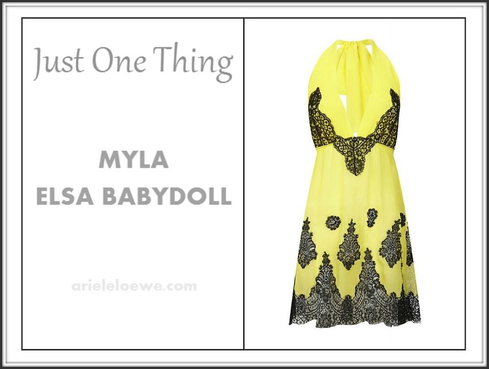 Myla Elsa Babydoll