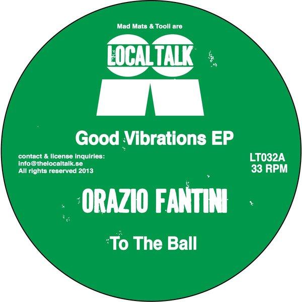 Orazio Fantini - Feel It