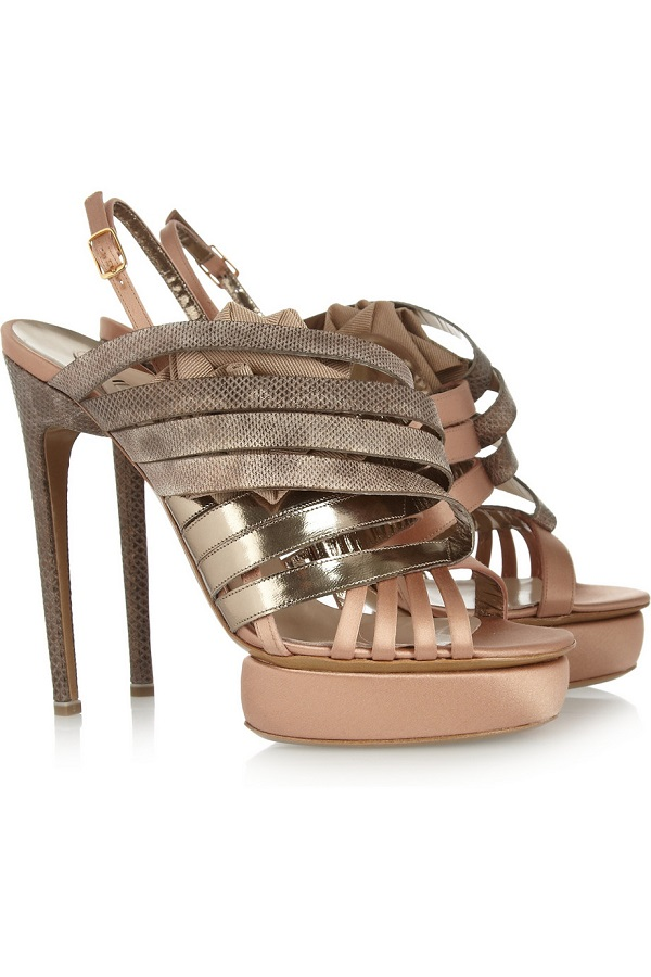 NICHOLAS KIRKWOOD   strappy sandal   currently 60% off
