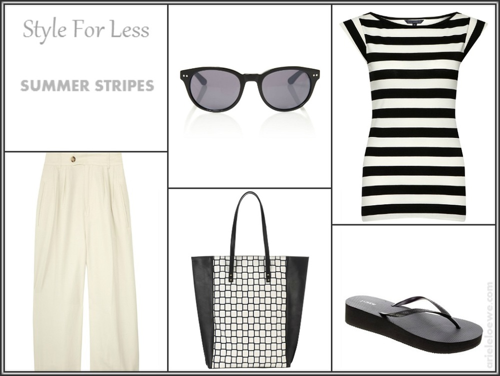 Style For Less Summer Stripes