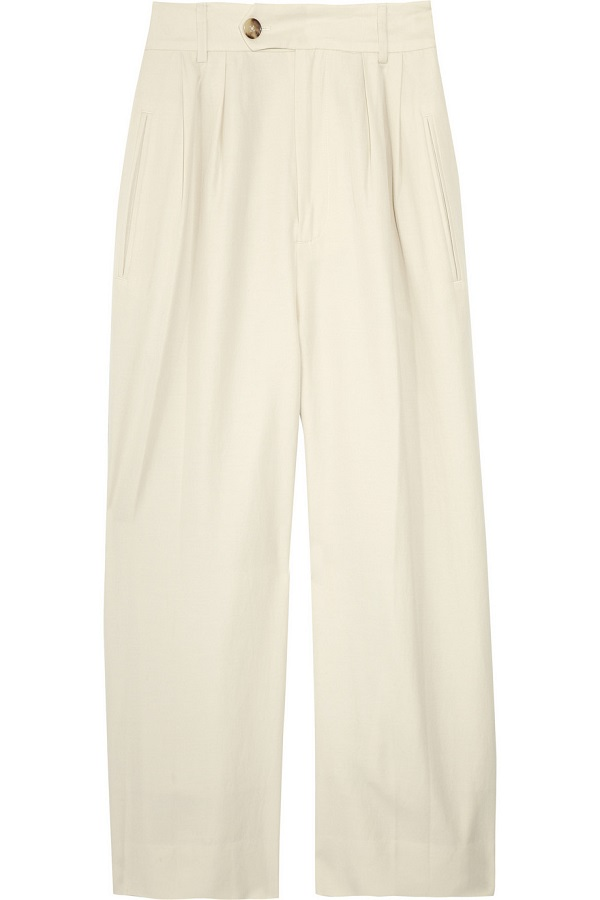 MARC BY MARC JACOBS   wide leg trousers