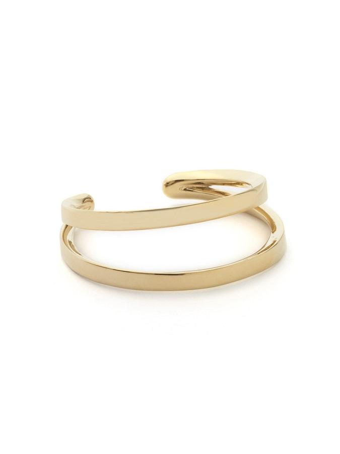 MAIYET   double open arch bracelet