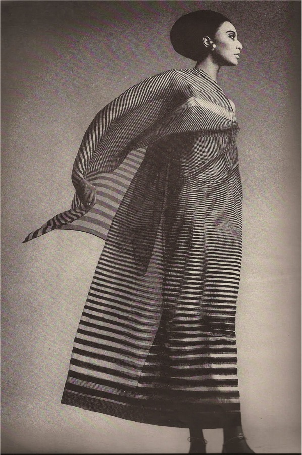 Richard Avedon / Donyale Luna / Harper's Bazaar / April 1965