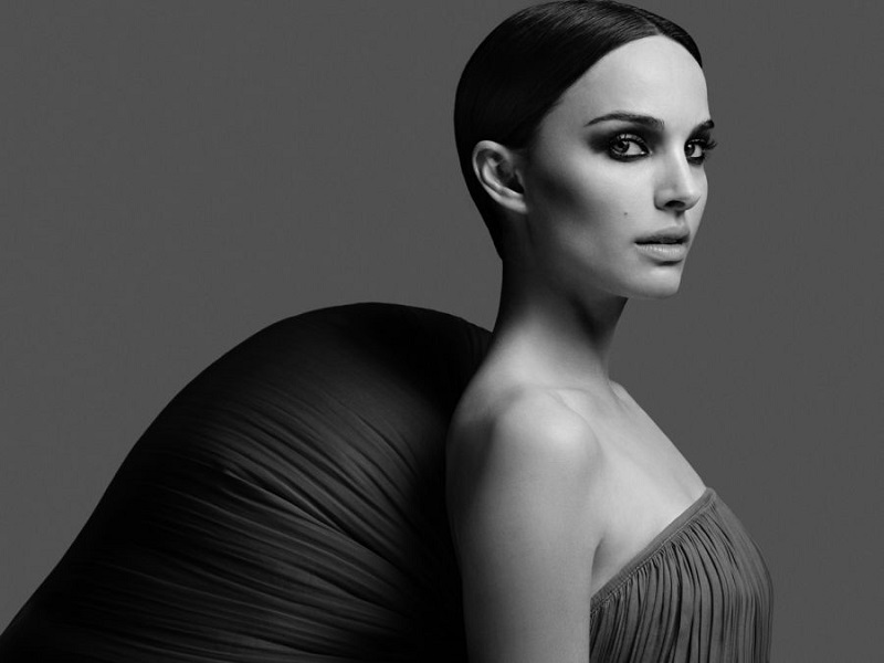 Hedi Slimane / Natalie Portman / AnOther / Autumn-Winter 2009