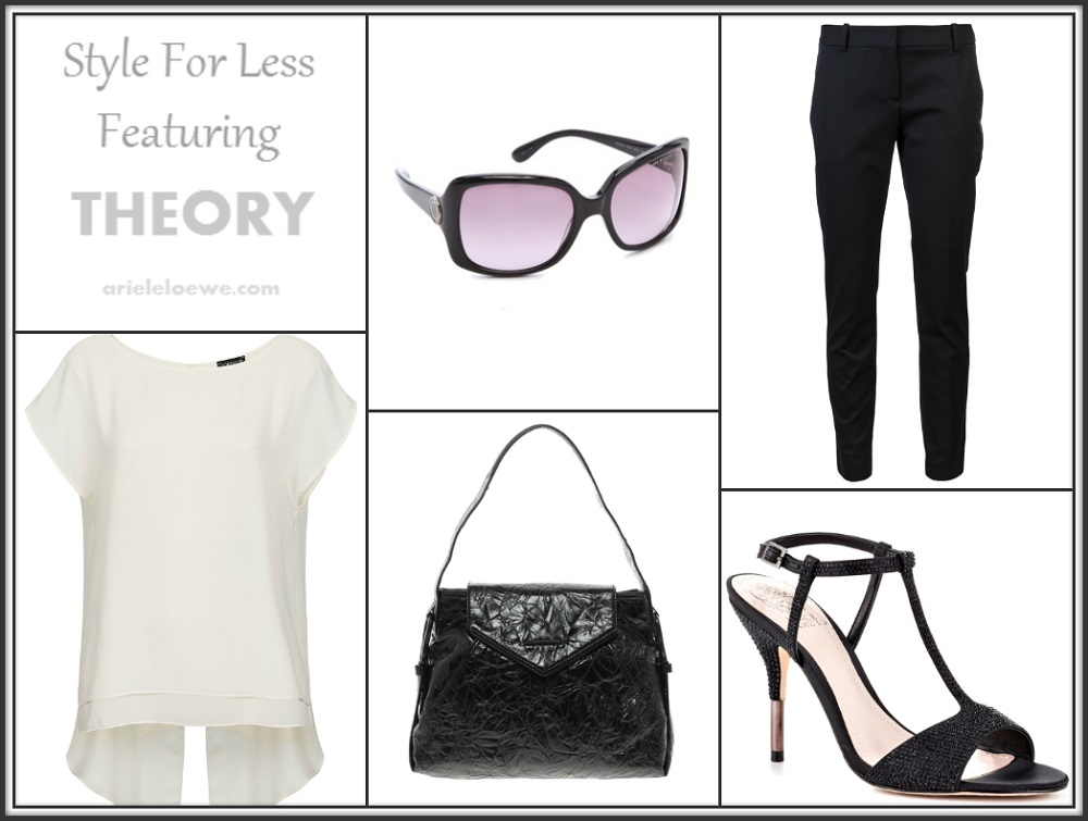 Style For Less Featuring Theory