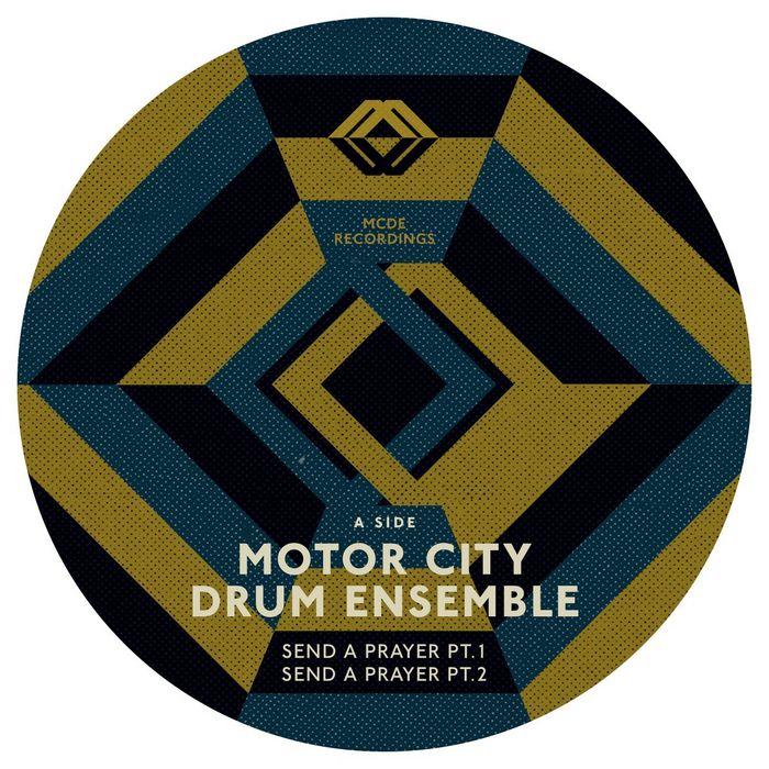 Motor City Drum Ensemble - Send A Prayer Pt.2