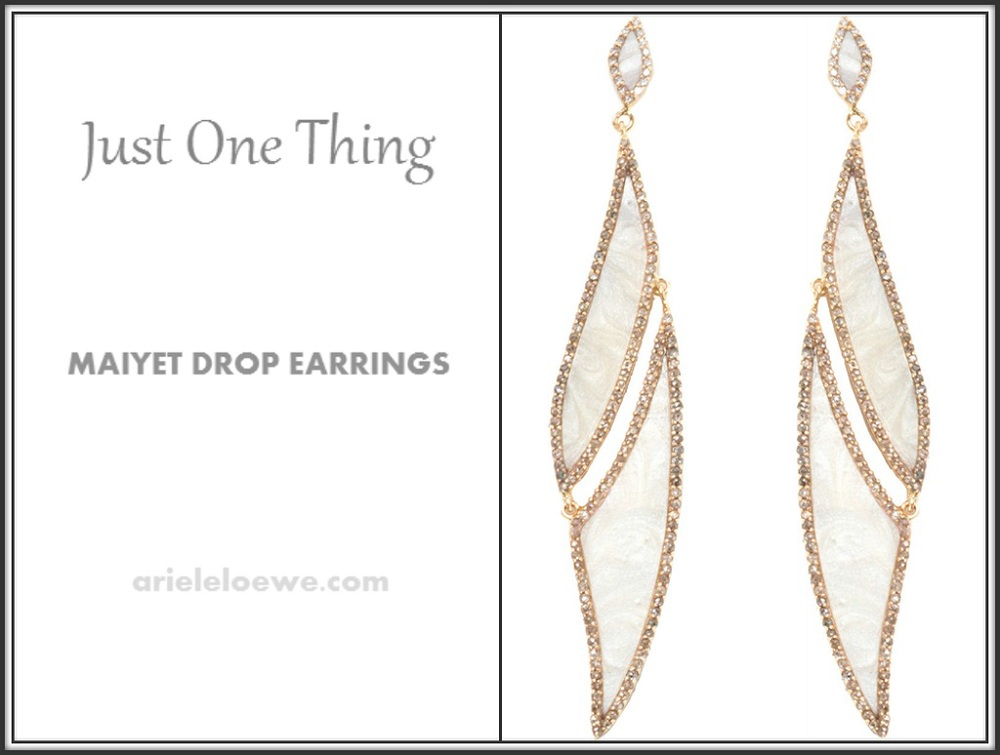 Maiyet Drop Earrings