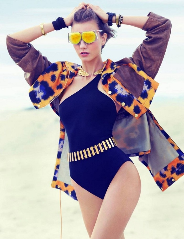 Miguel Reveriego / Karlie Kloss / Vogue Turkey / June 2013