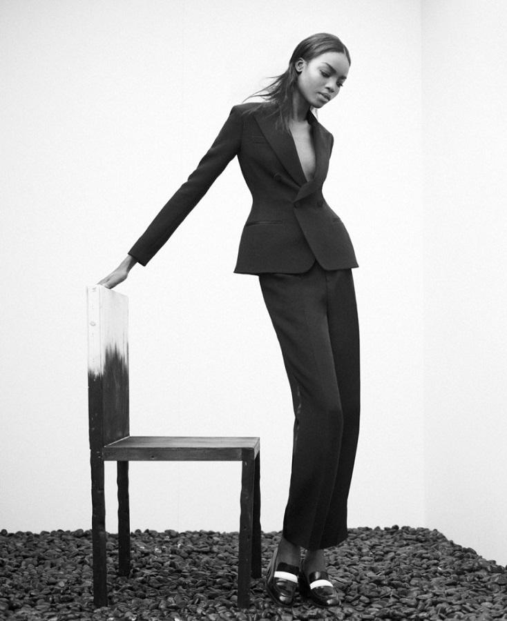 Thomas Whiteside / Maria Borges / Dujour / June 2013