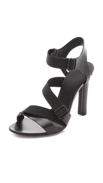 ALEXANDER WANG cintia   high heeled sandals