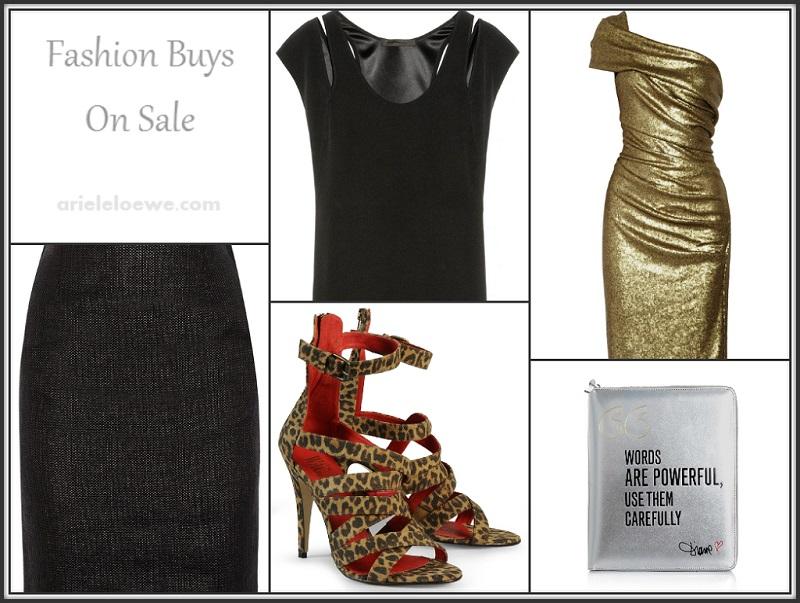 Ariele's Selection Fashion Buys On Sale