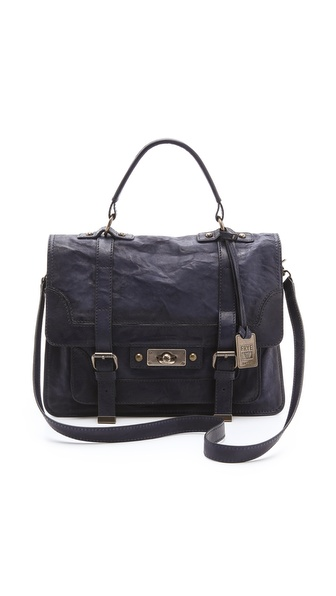 FRYE cameron   satchel bag
