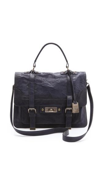 FRYE cameron   satchel bag