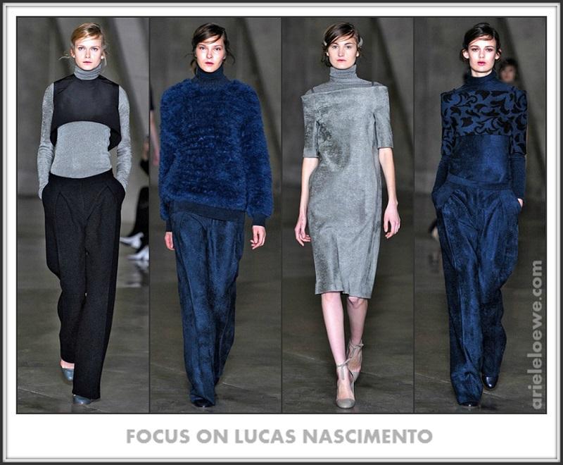 Focus On Lucas Nascimento