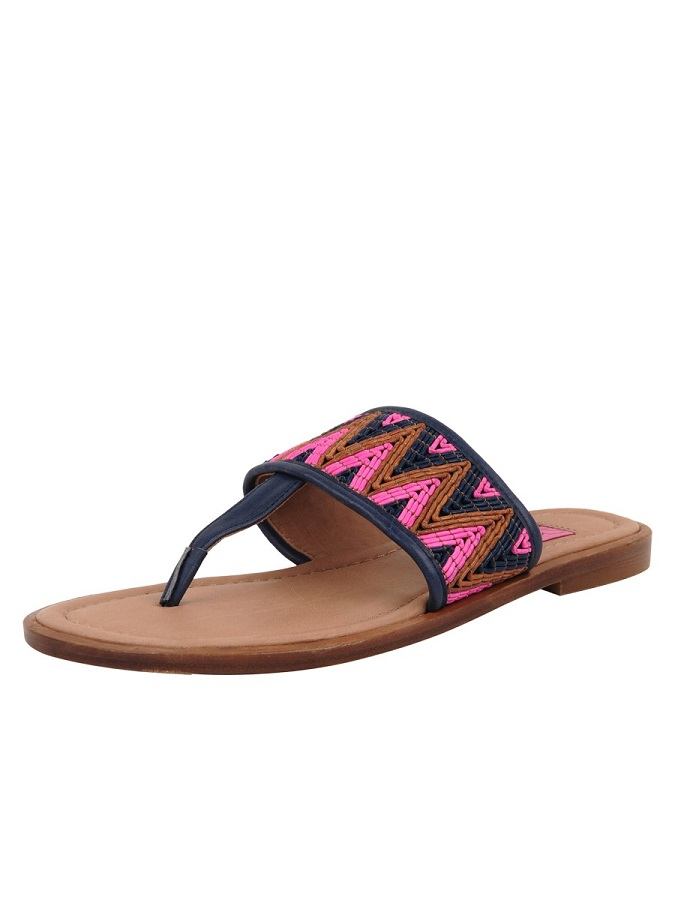 ELLA MOSS   leather sandal   currently 74% off