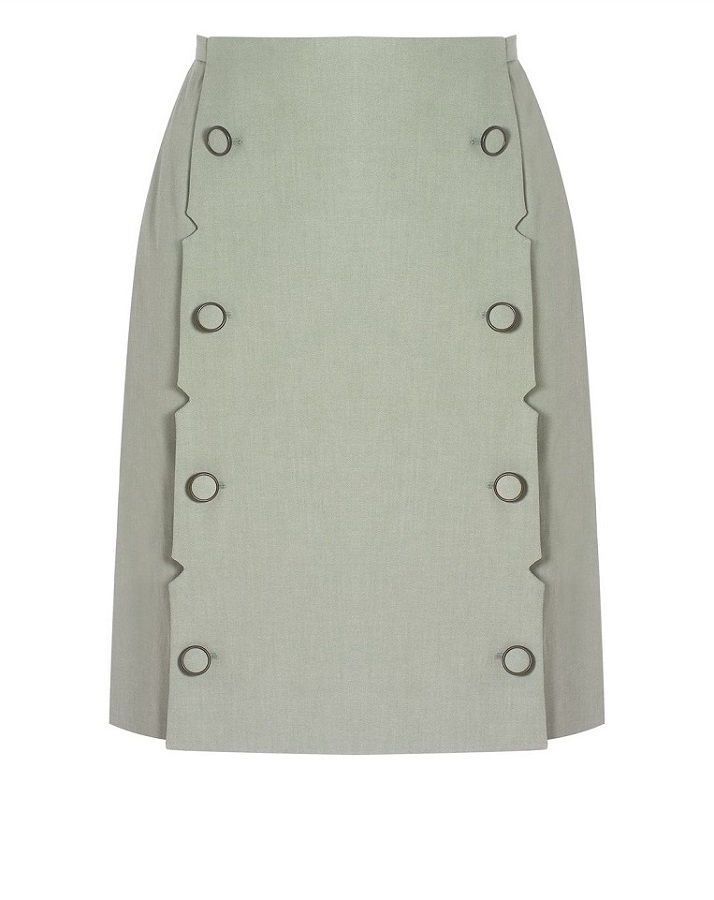 JAEGER   pencil skirt   currently 80% off