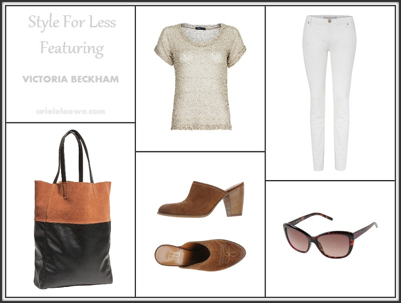 Style For Less Featuring Victoria Beckham