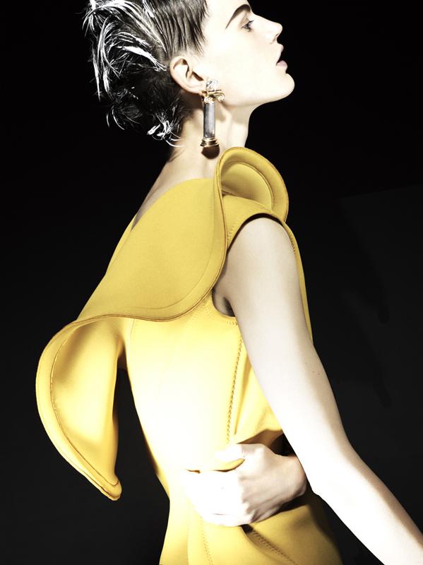 Jan Welters / Saskia de Brauw / Jos van Heel / Vogue Nederland / October 2012