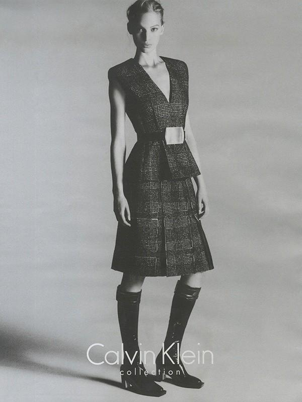 Mert & Marcus / Vanessa Axente / Calvin Klein / Autumn Winter 2013
