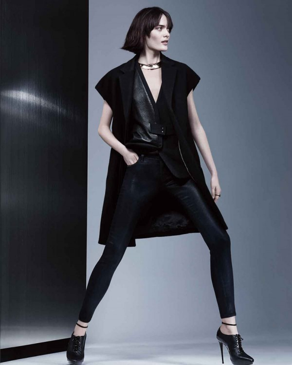 Craig McDean / Sam Rollinson / J Brand / Autumn Winter 2013