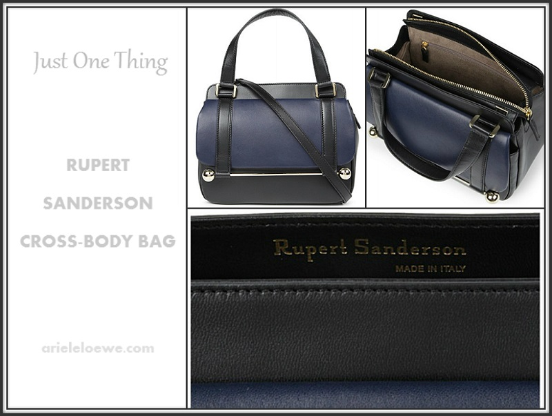 Rupert Sanderson Cross-body Bag