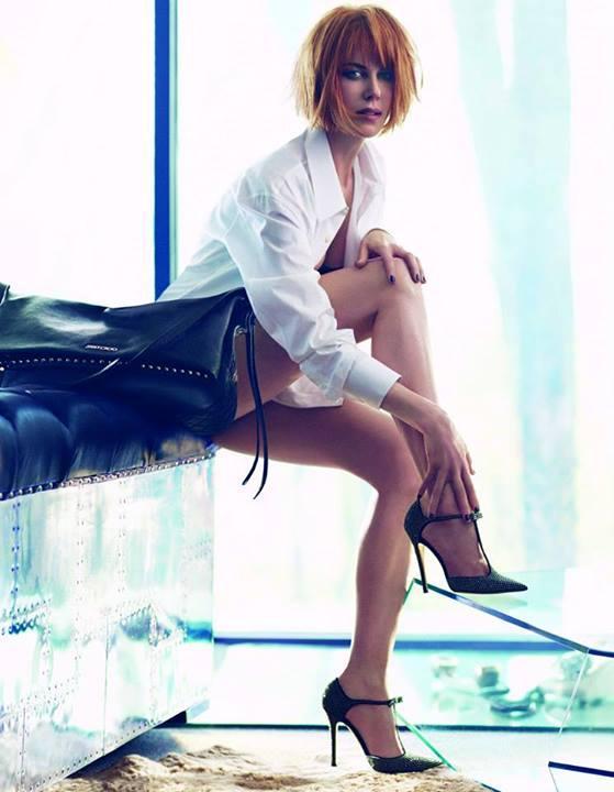 Mikael Jansson / Nicole Kidman / Jimmy Choo / Autumn Winter 2013