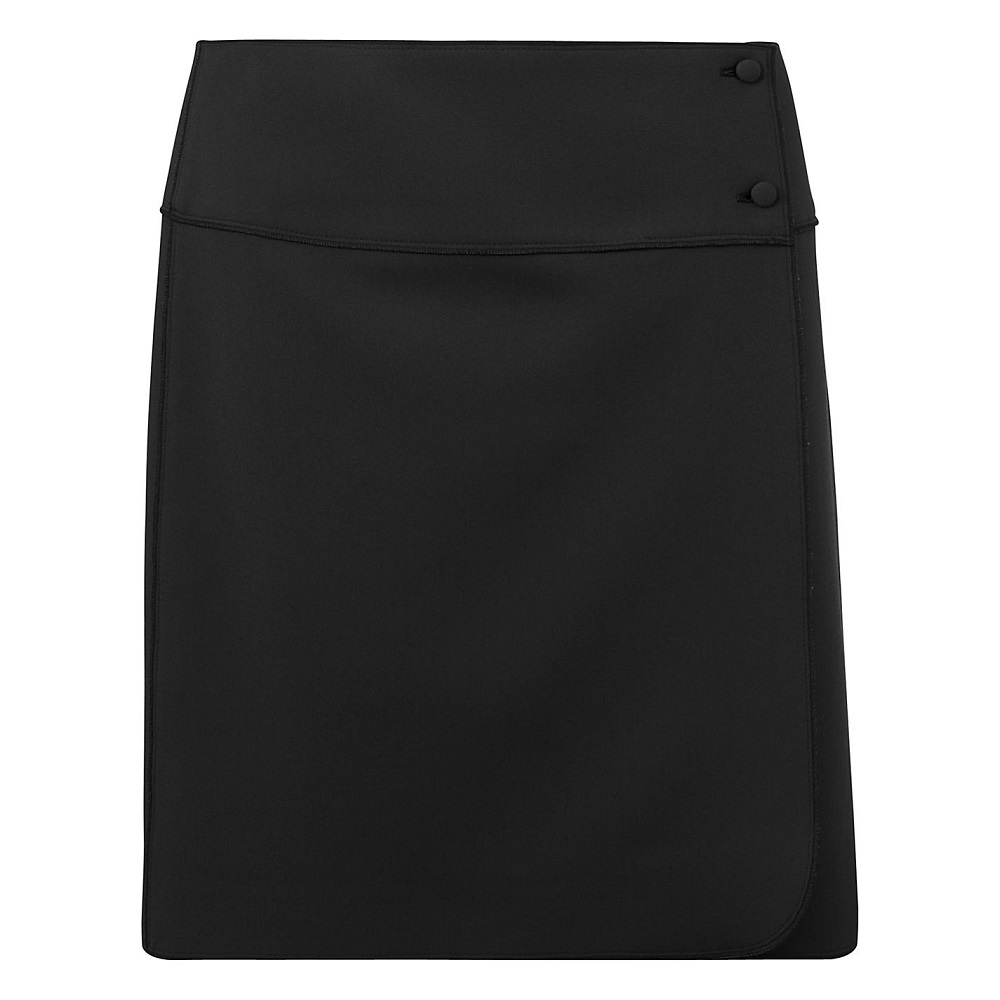 JAEGER   wrap A-line skirt   currently 72% off