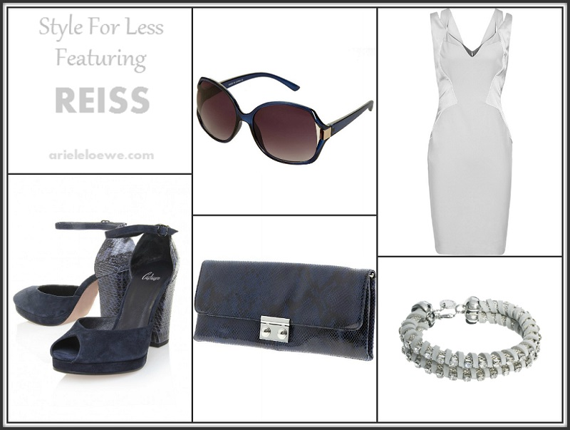 Style For Less Featuring Reiss