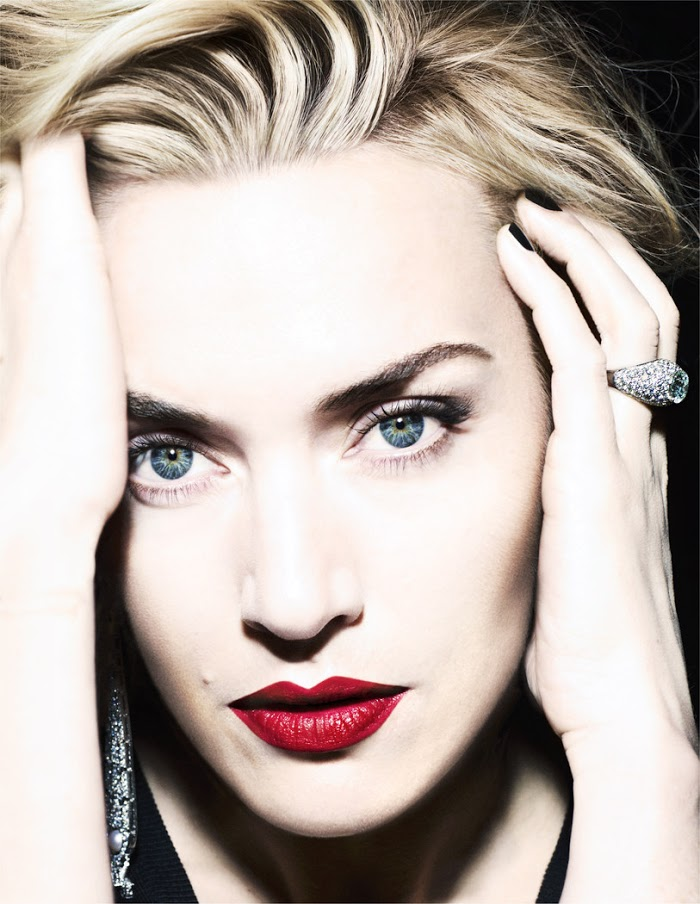 Miguel Reveriego / Kate Winslet / Vogue España / August 2012