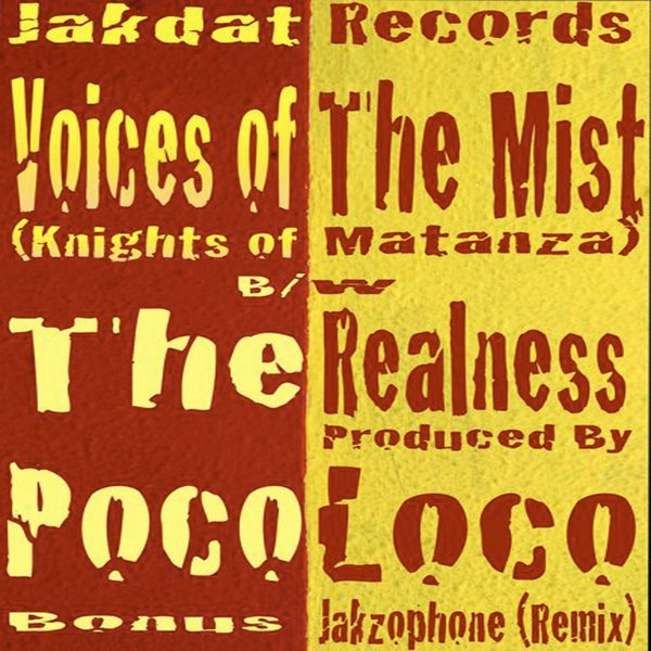 Pocoloco - The Realness (The Green Room Mix)