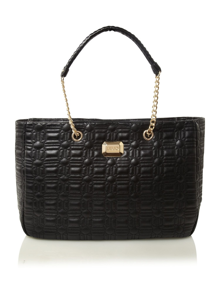 LIU JO  quilte  d tote bag  currently 50% off