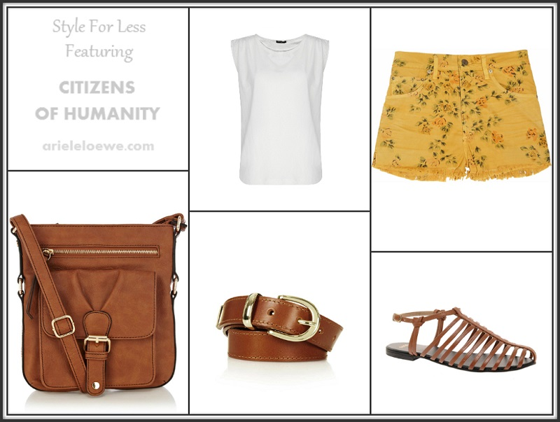 Style For Less Featuring Citizens Of Humanity