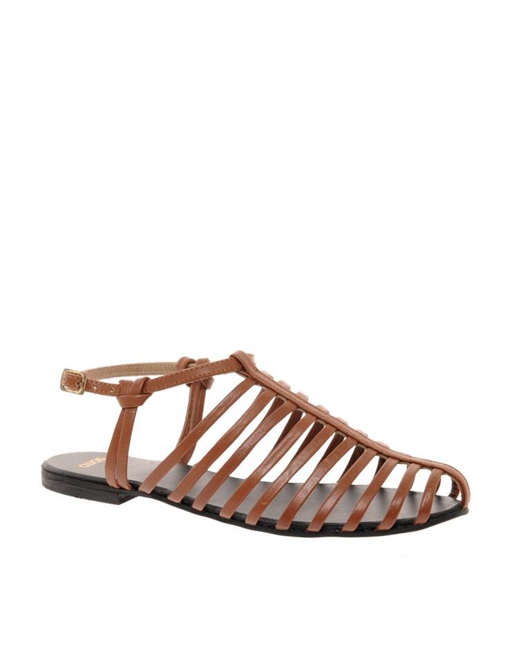 ASOS flat   gladiator sandal